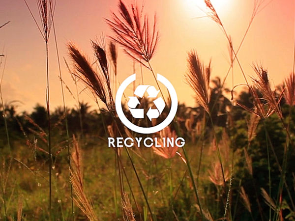 PORCELANOSA Ecoproject · Recycling