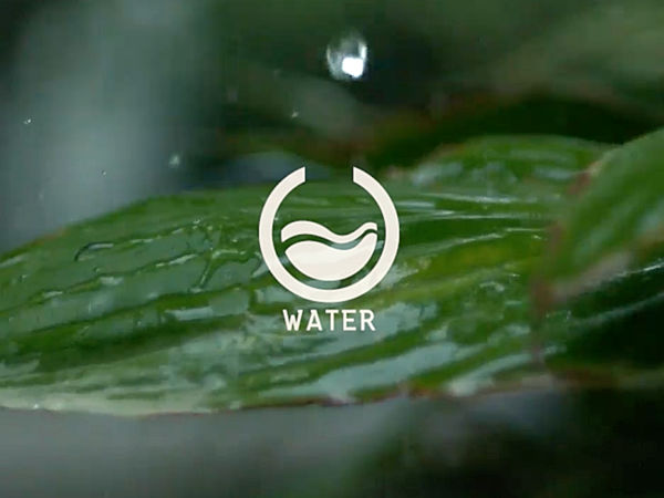 PORCELANOSA Ecoproject · Water
