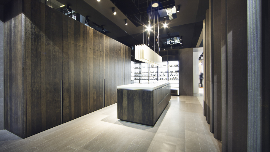 "PORCELANOSA Grupo takes ""Porcelanosa Kitchen by Quique Dacosta"" to Milan"