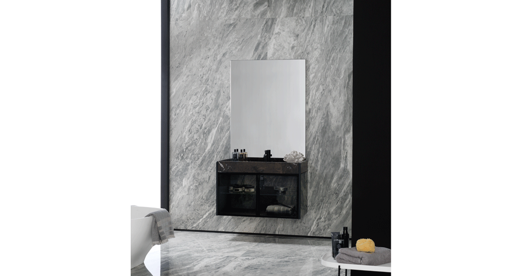 Bathrooms that captivate at first sight with the new Magma furniture by Gamadecor
