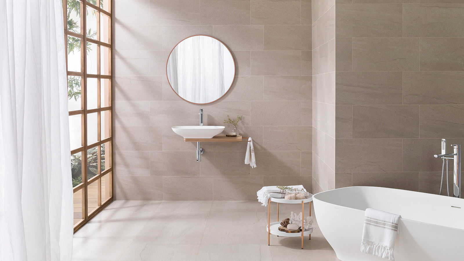 PURE by Yonoh, futuristic pieces for the bathroom