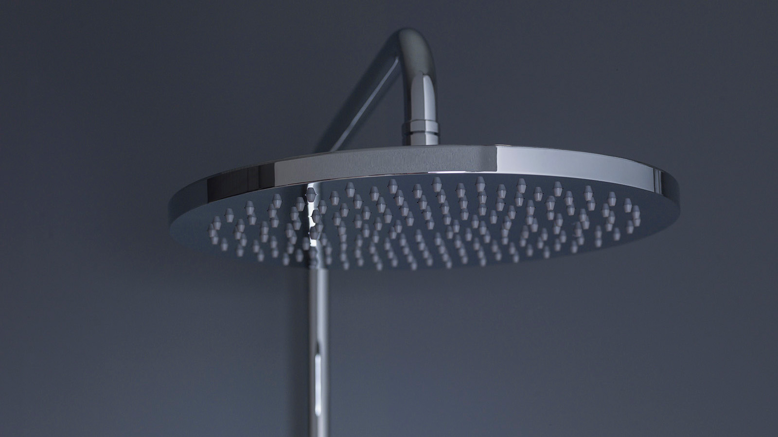 The new Systempool columns revolutionize the daily shower