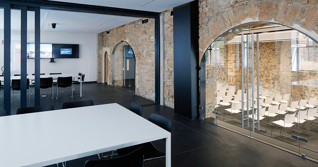 PORCELANOSA Grupo Projects : l'alliance de l'authenticité et de l'innovation  dans le Space Air + de Lyon