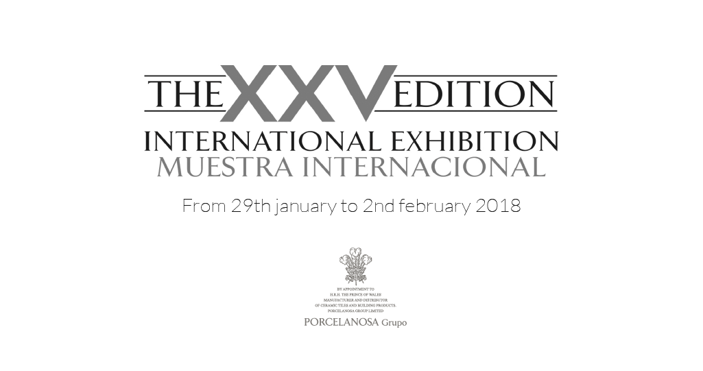 The finishing touches for the 25th International Global Architecture & Interior Design Exhibition