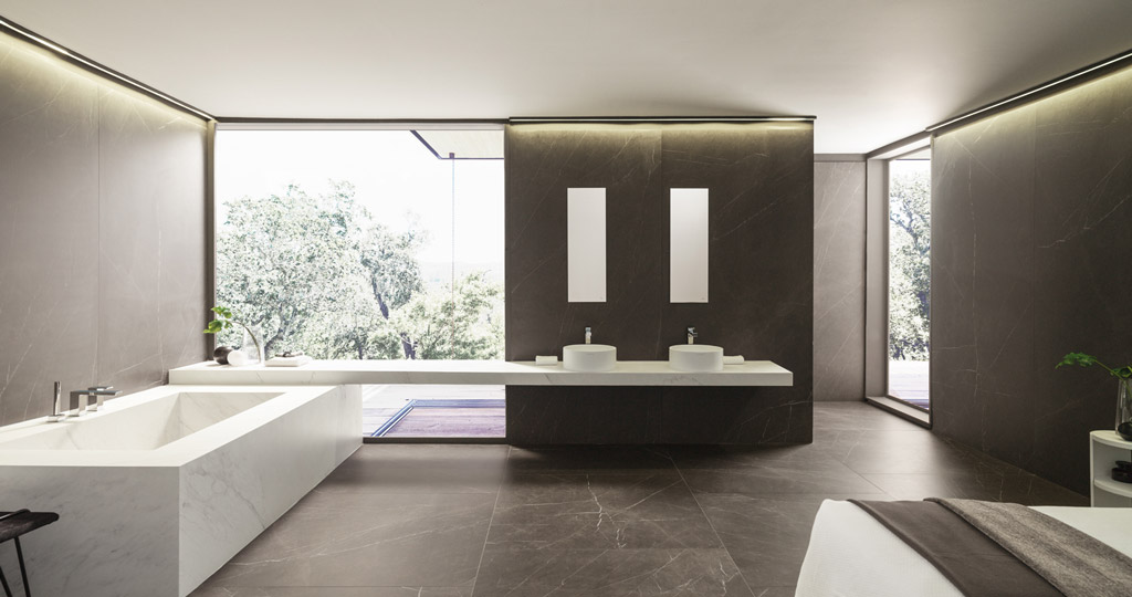 Trends | XXL Bathrooms: turn your bathroom into a wellness space