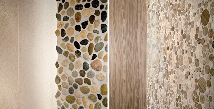 Mosaic and ceramic: a new and groundbreaking combination that creates trends