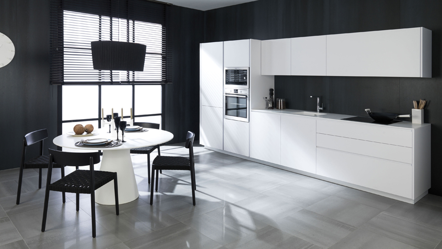 Quality and sustainability in the manufacture of Emotions kitchens by Gamadecor