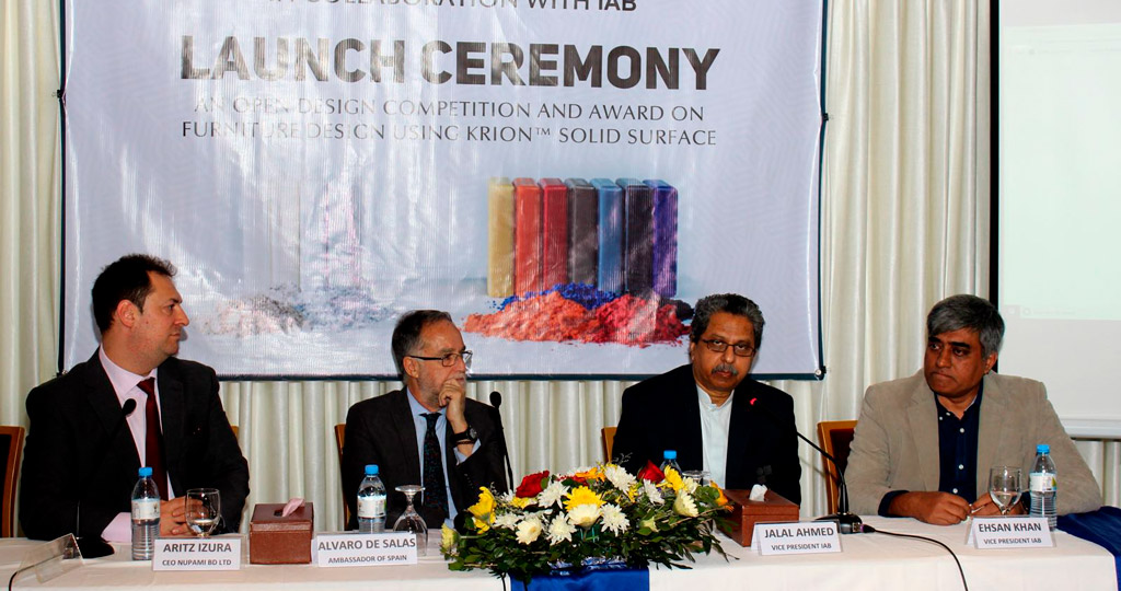 The first edition of the Porcelanosa Design Awards begins in Bangladesh