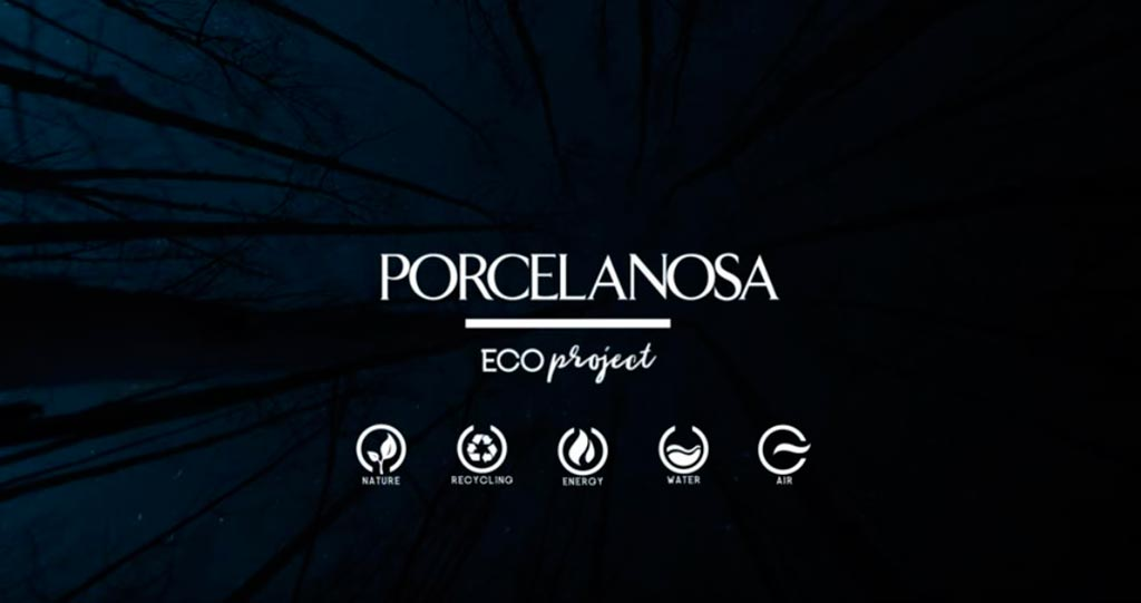 EcoProject, PORCELANOSA Grupo designs with environmental awareness