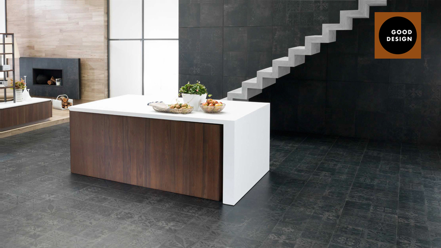 Good Design Award for the Evolution kitchen by Gamadecor