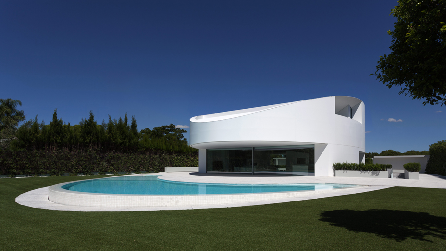 PORCELANOSA Grupo Projects: Balint House, Bétera (Valencia)