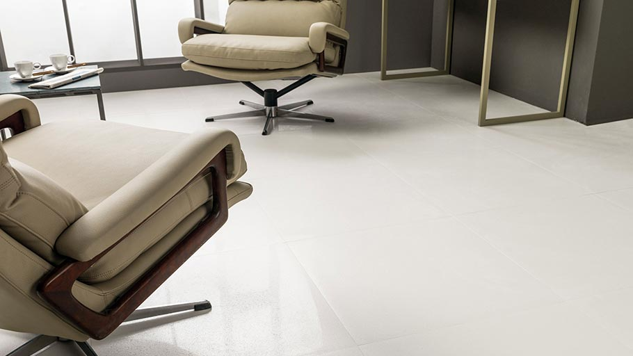 High-Tech: high technology in ceramic floors and wall tiles
