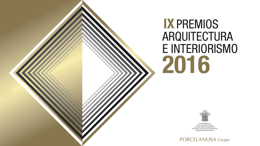 PORCELANOSA Grupo announces its 9th Architecture and Interior Design Awards