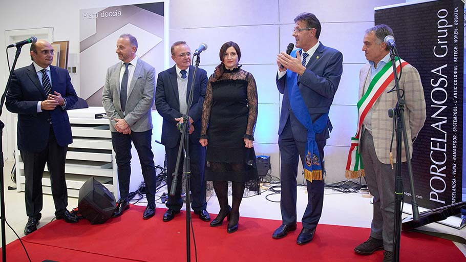 PORCELANOSA Grupo arrives in the Italian city of Treviso