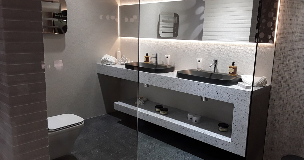 The PORCELANOSA Grupo showcases exclusive high-performance materials in InteriHOTEL