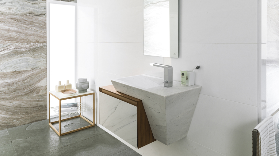 A new feel for Tower bathroom furniture from L'Antic Colonial
