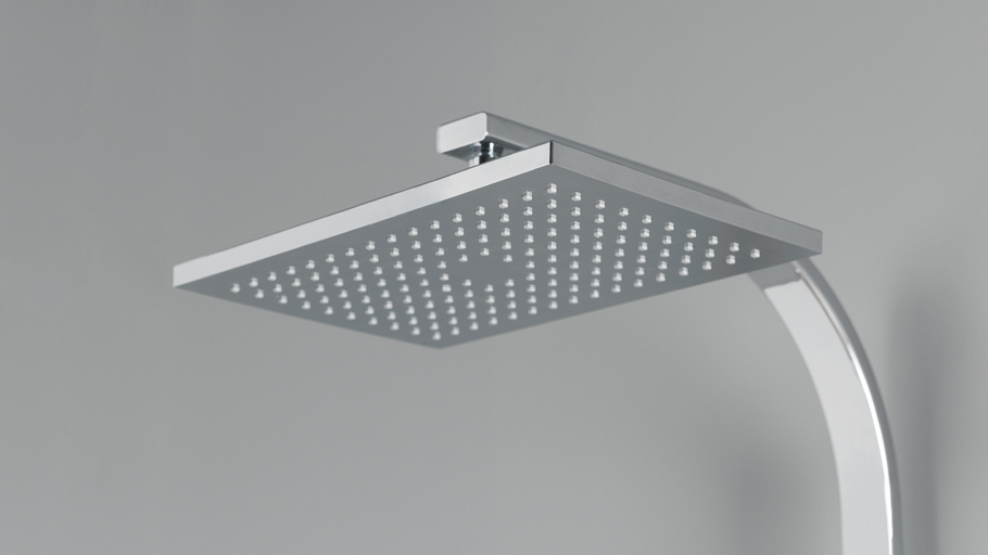 The Balans shower column. Relaxing and multisensorial experiences