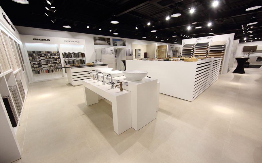 PORCELANOSA Grupo opens its new showroom in Belfort, France
