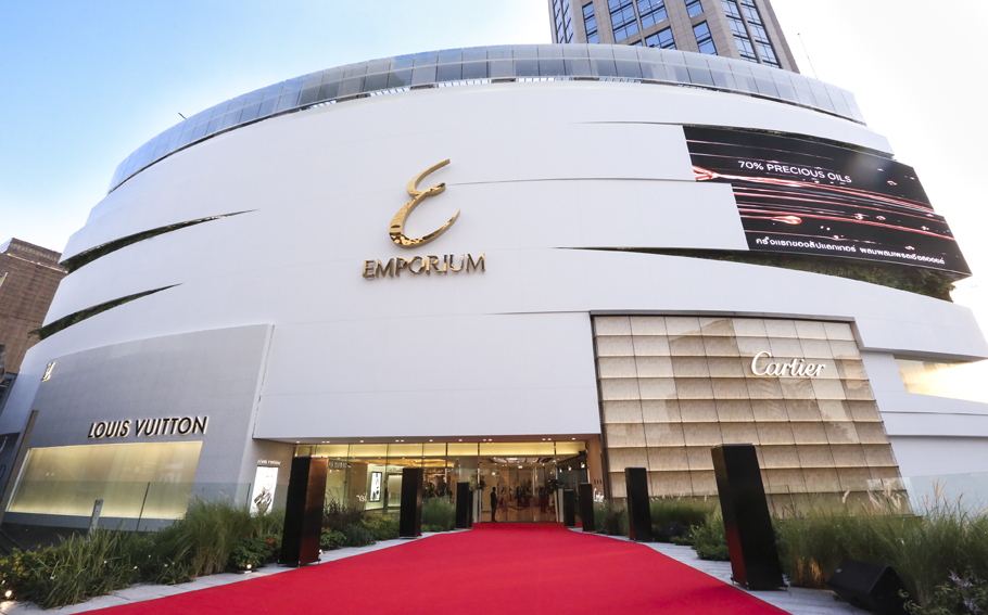 PORCELANOSA Grupo Projects: Emporium One en Bangkok (Tailandia)