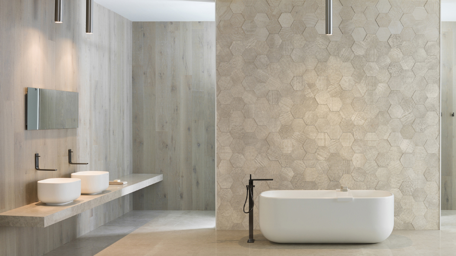 The New collection of Amsterdam limestones by L'Antic Colonial. Elegance done in stone