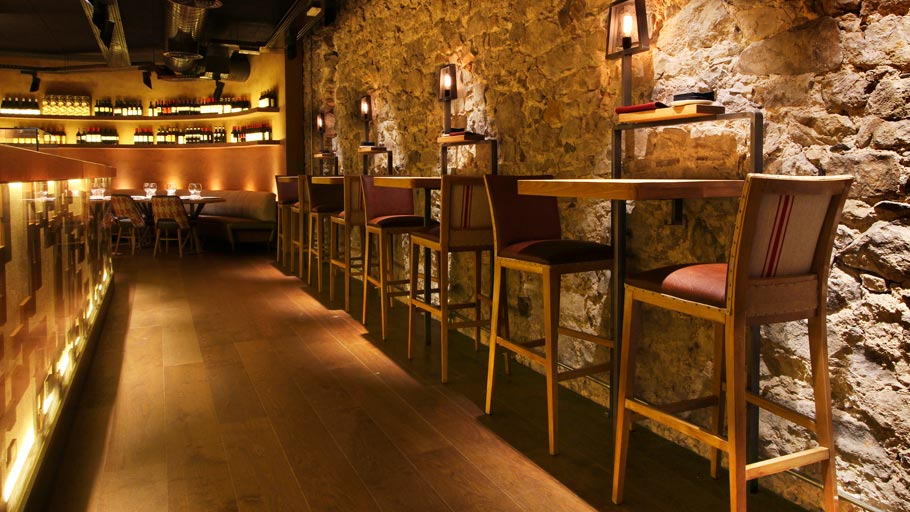 The 8th PORCELANOSA Grupo Awards Finalists: the Bilbao Berria Ledesma Restaurant in Completed Projects