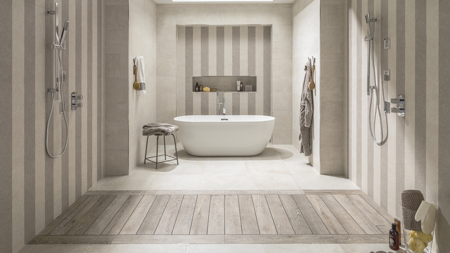 Cersaie 2015: Butech revolutionises bathrooms design with a new shower tray concept