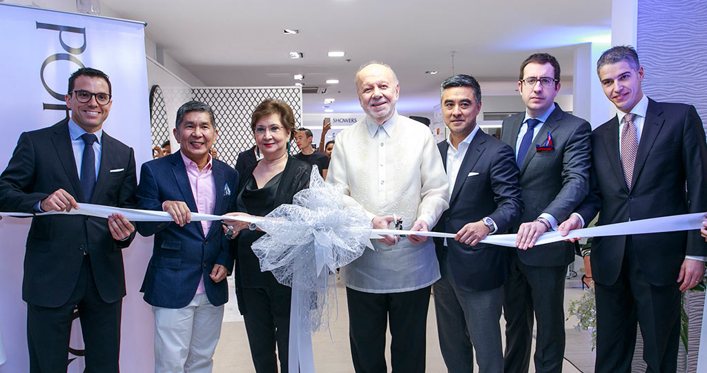 Nuovo Porcelanosa Associate a Cebu, Filippine