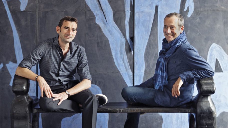 The 8th PORCELANOSA Awards Jury: Marc Hertrich & Nicolas Adnet