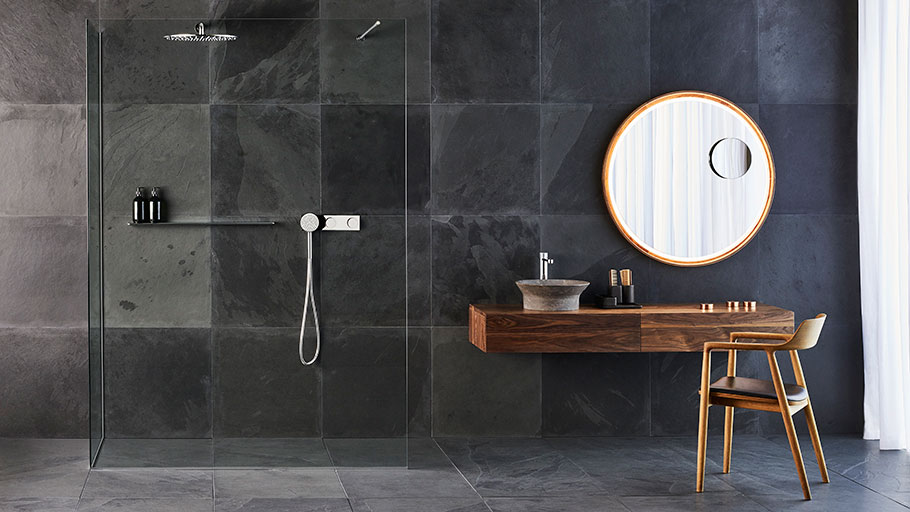 Cersaie 2016: minimalist seduction in the new Tono bathroom collection from   Foster + Partners