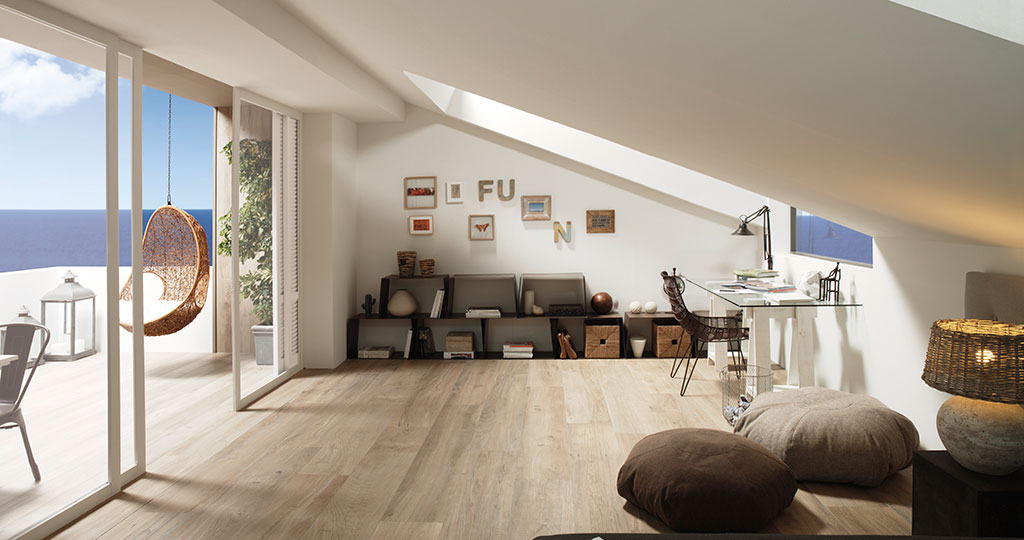 Floor tiles guide: Possibilities for changing the floor according to the space requirement