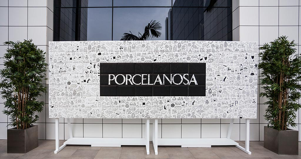 Porcelanosa Experience: a journey through trends
