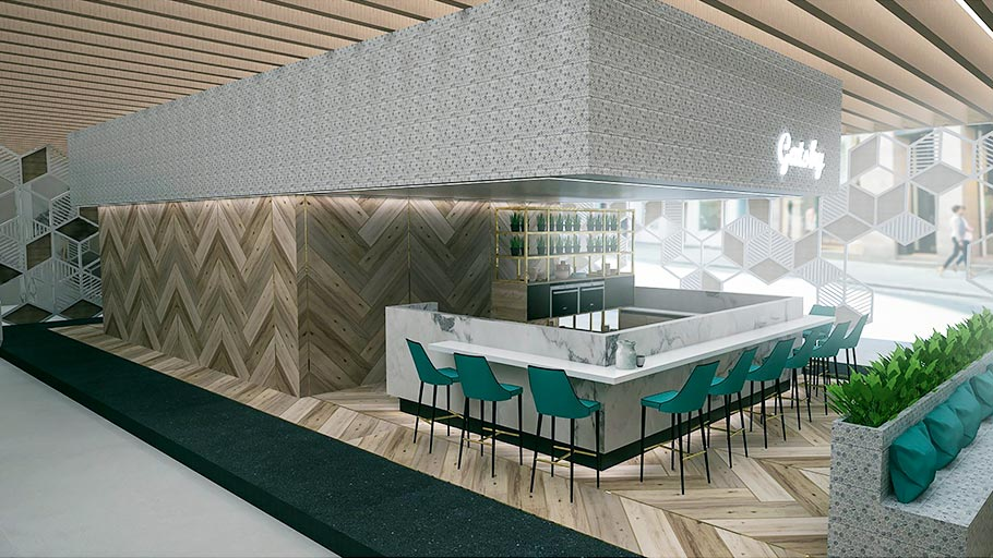 The 9th PORCELANOSA Grupo Awards Finalists: natural design in Gatsby, Future-Professionals Projects