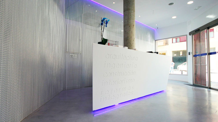 Maza Group, futuristic offices among the 9th PORCELANOSA Grupo Awards finalists