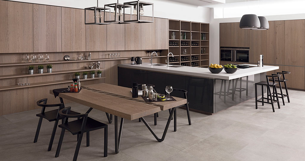 Gamadecor, the first Spanish kitchen equipment company