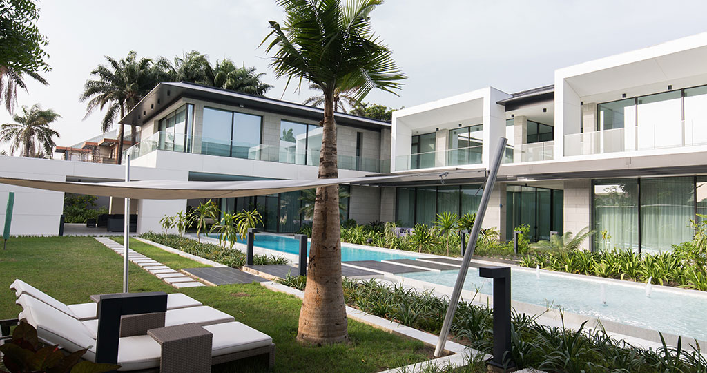 PORCELANOSA Grupo Projects: A luxury residential project in Lagos, Nigeria