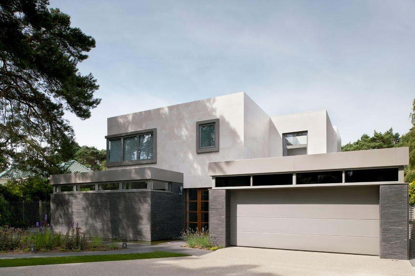 PORCELANOSA Group Projects: house in south England by James Sims