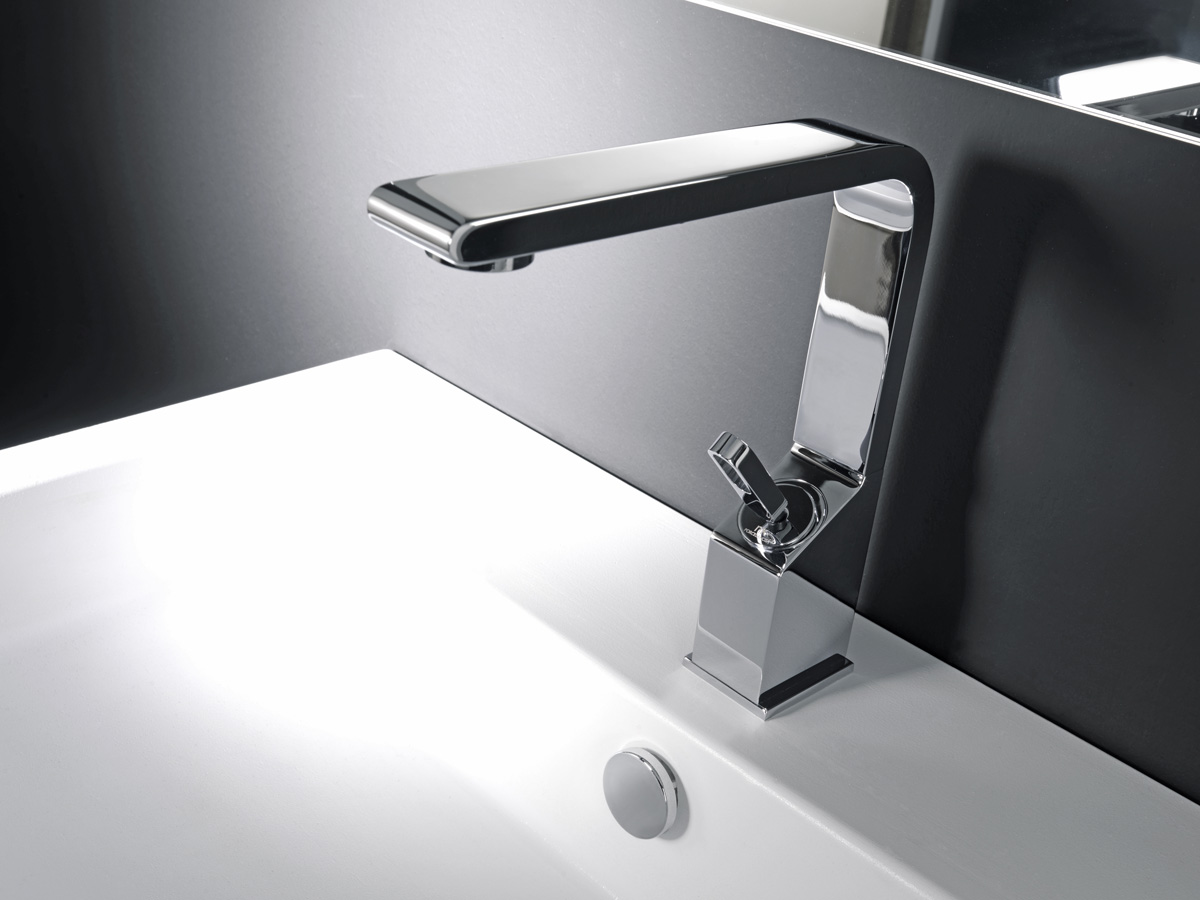 Soft: The ergonomic bathrooms tap collection by Noken