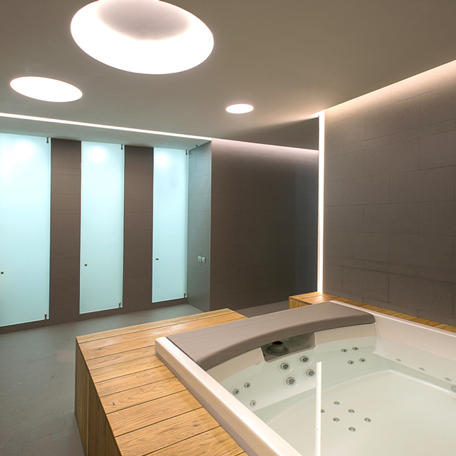 PORCELANOSA Group Projects: Spa in Acapulco, México