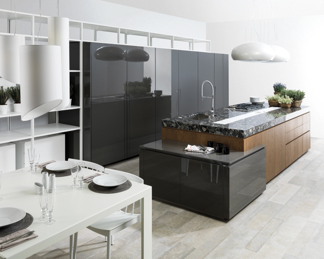 Emotions by Gamadecor: impressive kitchens