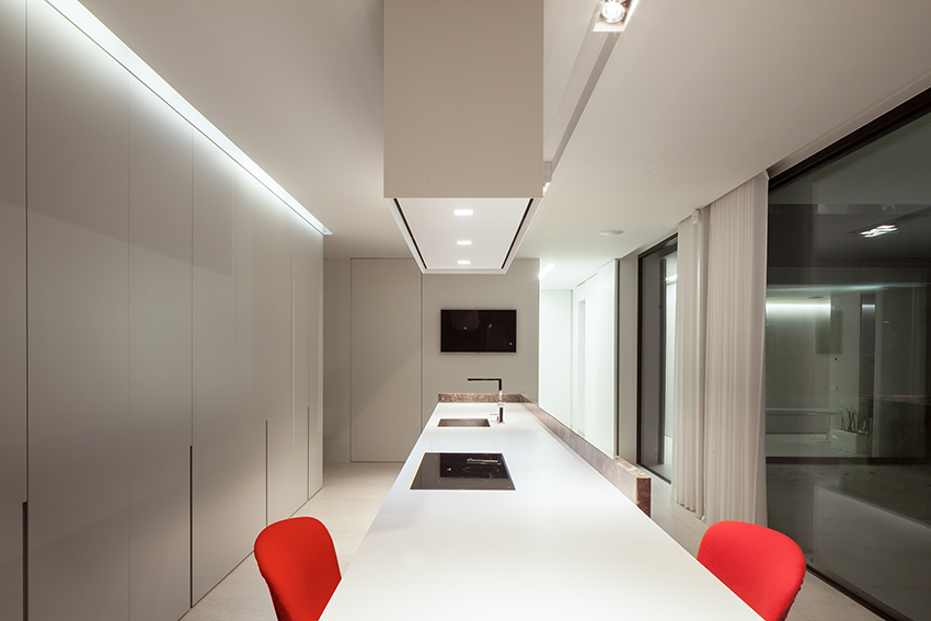PORCELANOSA Group Projects: DM house in Belgium