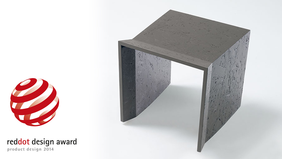 Aupa stool by Gamadecor wins the Red Dot Award