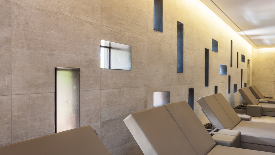 PORCELANOSA Grupo Projects: The Spa Hotel Serrano Palace, Mallorca