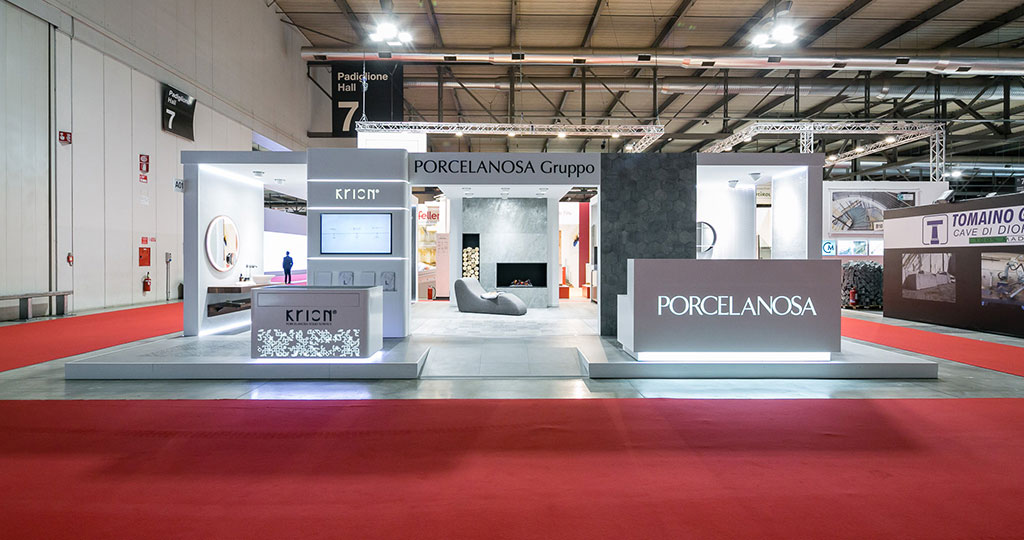 MADE Expo 2017: all the latest developments and news from the PORCELANOSA Grupo at the exhibition in Milan