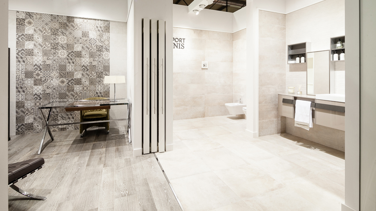 PORCELANOSA Grupo en Made Expo, Italia