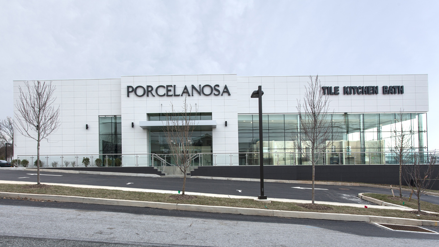 PORCELANOSA Group opens its first showroom in Philadelphia