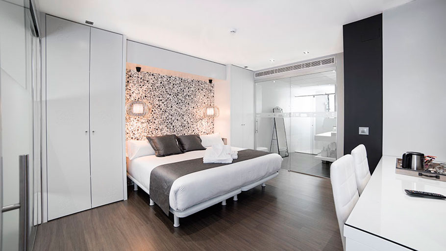 PORCELANOSA Grupo Projects: The avant-garde Francisco I Hotel, in the heart of Madrid