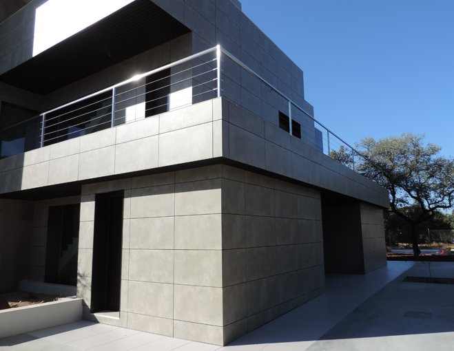 PORCELANOSA Group projects: La Juliana house by De Sousa Arquitectos