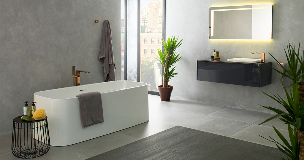 News from the 24th PORCELANOSA Grupo Exhibition. Building systems by Butech that go beyond ceramics