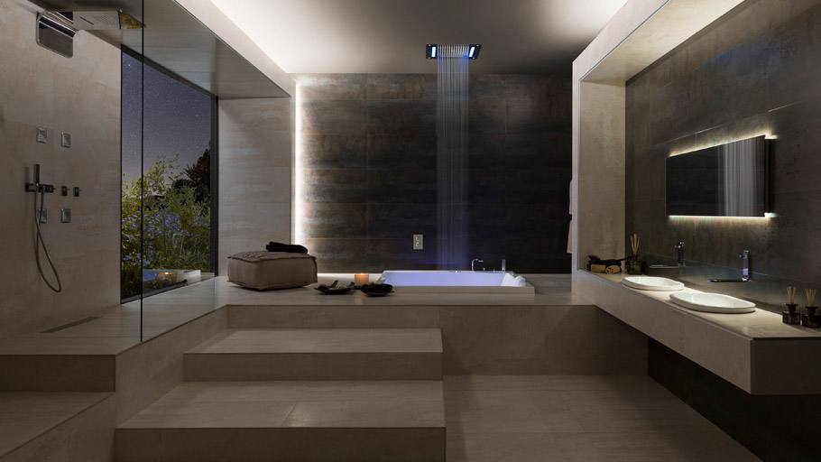 The bathroom of the future: Its design and equipment will be like this in 20 years