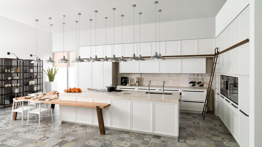 Gamadecor extends the guarantee on its modern Emotions® kitchens